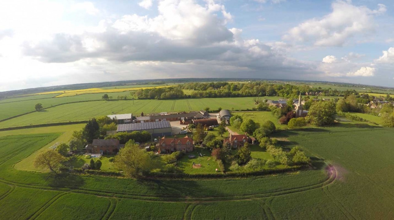 cambs digital aerial footage
