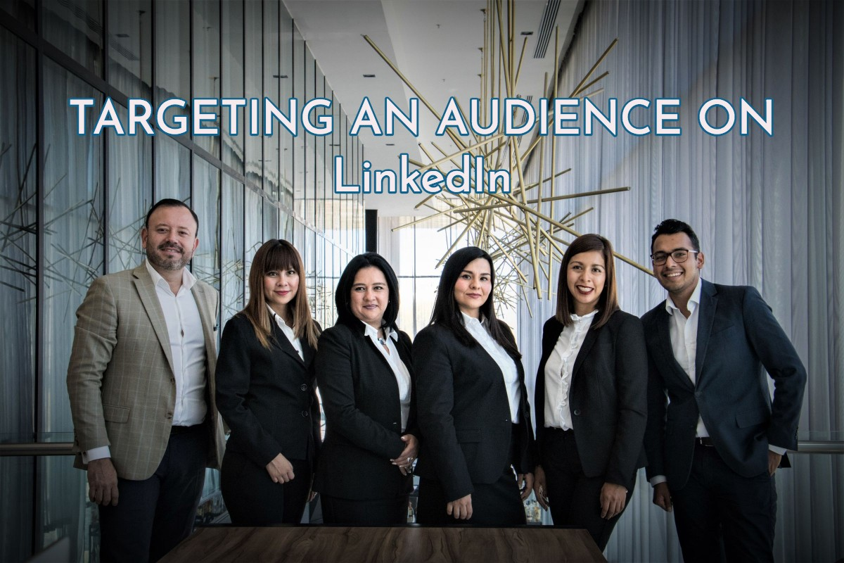 Targeting an Audience on LinkedIn