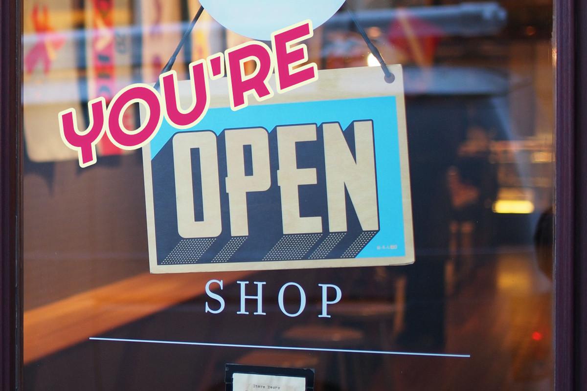 Open Your Own Shop Online