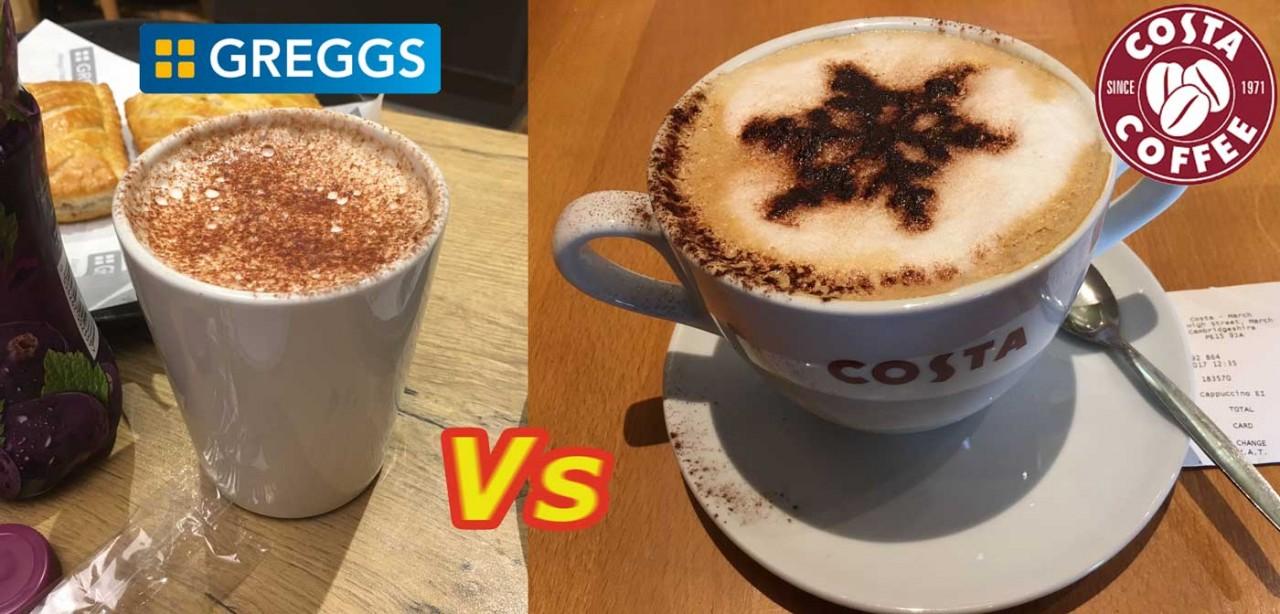 greggs vs costa